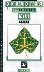 Экология в таблицах. 10-11 класс. Справочное пособие. 2-е издание
