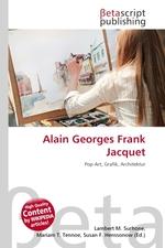 Alain Georges Frank Jacquet