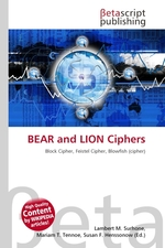BEAR and LION Ciphers