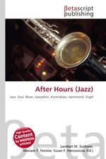 After Hours (Jazz)