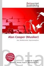 Alan Cooper (Musiker)