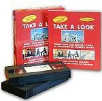 Take a Look! English Language Teaching Beginners and Lower Intermediate. Смотри! Видеокурс английского языка от начального до среднего уровня
