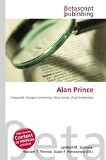 Alan Prince