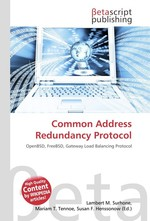 Common Address Redundancy Protocol