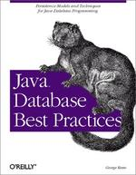 Java Database Best Practices
