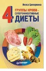 4 группы крови - 4 суперэффективные диеты