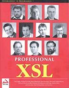 Professional XSL. На английском языке