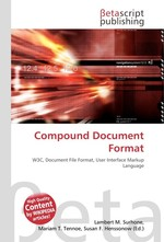 Compound Document Format