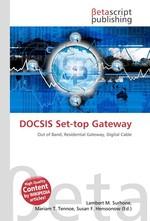 DOCSIS Set-top Gateway