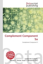 Complement Component 5a