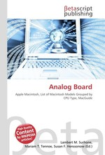 Analog Board