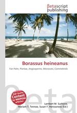 Borassus heineanus