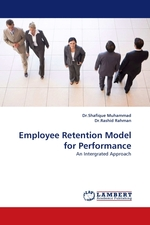Employee Retention Model for Performance. An Intergrated Approach