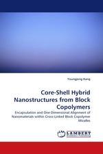 Core-Shell Hybrid Nanostructures from Block Copolymers. Encapsulation and One-Dimensional Alignment of Nanomaterials within Cross-Linked Block Copolymer Micelles
