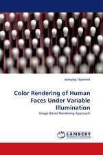 Color Rendering of Human Faces Under Variable Illumination. Image-Based Rendering Approach