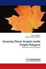 Drawing Planar Graphs inside Simple Polygons. Algorithms and Complexity