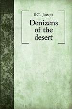 Denizens of the desert