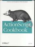 ActionScript Cookbook