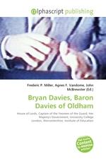 Bryan Davies, Baron Davies of Oldham