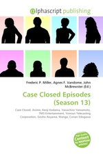 Case Closed Episodes (Season 13)