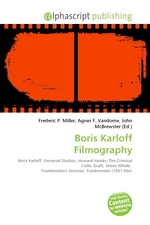 Boris Karloff Filmography