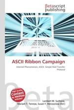 ASCII Ribbon Campaign