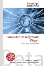 Computer Underground Digest