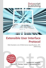 Extensible User Interface Protocol