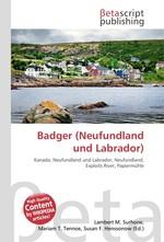 Badger (Neufundland und Labrador)