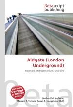 Aldgate (London Underground)