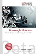 Downingia Montana