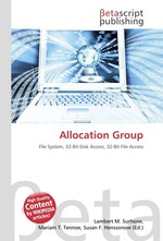 Allocation Group