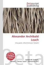 Alexander Archibald Leach