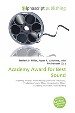 Academy Award for Best Sound