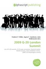2009 G-20 London Summit