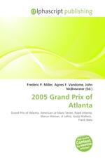 2005 Grand Prix of Atlanta