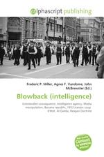Blowback (intelligence)