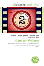 Donavan Freberg