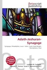 Adath-Jeshuran-Synagoge