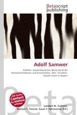 Adolf Samwer