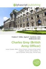 Charles Grey (British Army Officer)