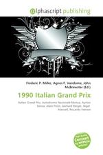 1990 Italian Grand Prix