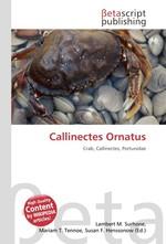 Callinectes Ornatus