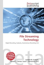 File Streaming Technology