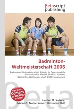 Badminton-Weltmeisterschaft 2006