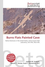 Burro Flats Painted Cave