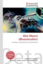 Alex Moore (Bluesmusiker)