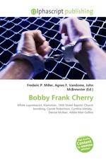 Bobby Frank Cherry