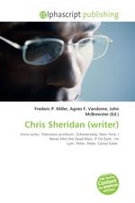 Chris Sheridan (writer)