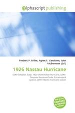 1926 Nassau Hurricane